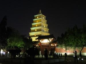 Wild Goose Pagoda Xi'an